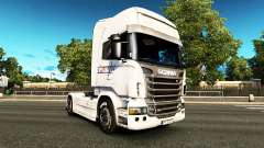 Google piel para Scania camión para Euro Truck Simulator 2