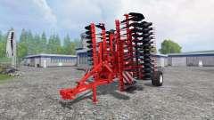 Maschio Presto 600 v1.1 para Farming Simulator 2015