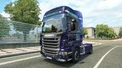 Los consumibles de la piel para Scania camión para Euro Truck Simulator 2