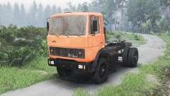 MAZ-5337 [25.12.15] para Spin Tires