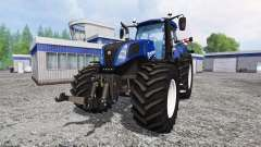 New Holland T8.420 [blue power]