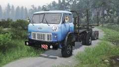 MAZ-509 [25.12.15] para Spin Tires