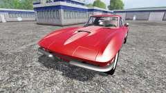 Chevrolet Corvette 1967 v1.1
