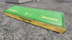 Krone XDisc 6200