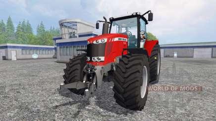 Massey Ferguson 7722 para Farming Simulator 2015