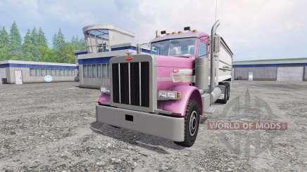 Peterbilt 379 [grain truck] para Farming Simulator 2015