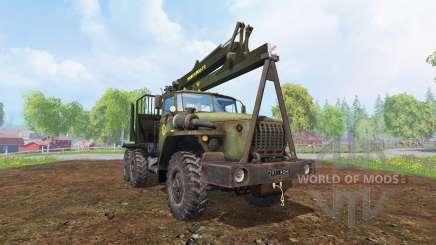 Ural-4320 [Forester] para Farming Simulator 2015