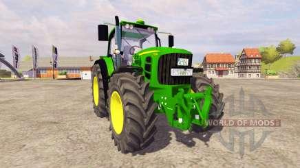 John Deere 7530 Premium FL v1.1 para Farming Simulator 2013