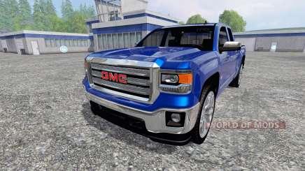GMC Sierra 1500 2014 para Farming Simulator 2015