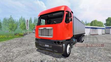 Freightliner Argosy [grain truck] para Farming Simulator 2015