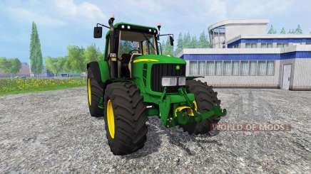 John Deere 6620 v2.0 para Farming Simulator 2015
