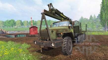 Ural-4320 [Forester] v1.1 para Farming Simulator 2015