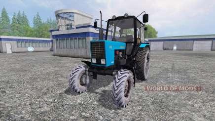 MTZ-82.1 v2 Bielorruso.1 para Farming Simulator 2015
