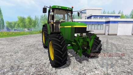 John Deere 6810 v2.0 para Farming Simulator 2015