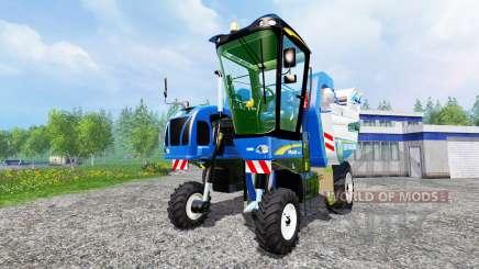 New Holland 9060L para Farming Simulator 2015