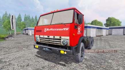 KamAZ-5410 [noroeste de la Alianza de los diseñadores-9517] para Farming Simulator 2015