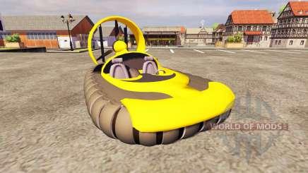 El aerodeslizador para Farming Simulator 2013