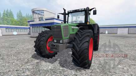 Fendt Favorit 824 [new] para Farming Simulator 2015