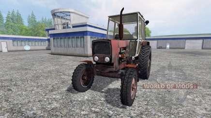 UMZ-6KM para Farming Simulator 2015