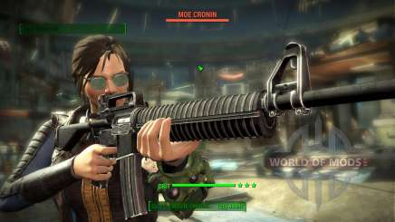 Rifle de asalto M226 para Fallout 4