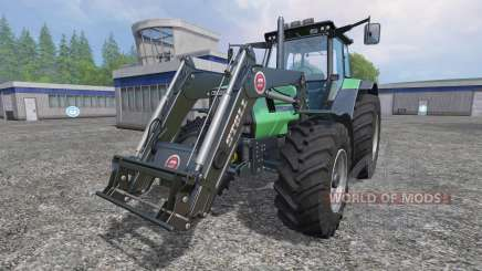 Deutz-Fahr AgroStar 6.31 [little black beast] para Farming Simulator 2015