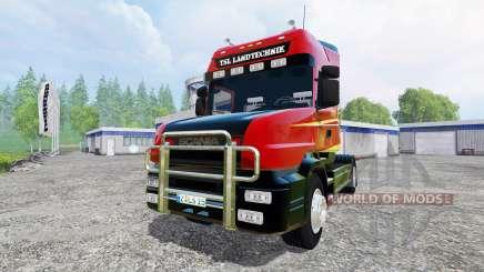 Scania T164 [two axial] para Farming Simulator 2015