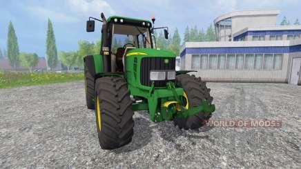 John Deere 6320 Premium [Beta] para Farming Simulator 2015