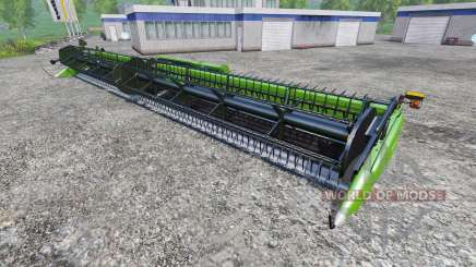 Deutz-Fahr 7545 Super Flex Draper para Farming Simulator 2015