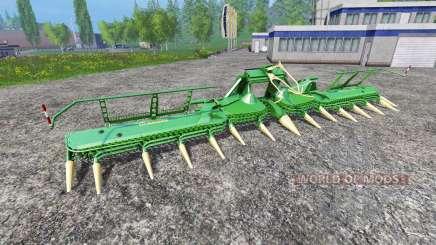 Krone Easy Collect 1053 v1.0 para Farming Simulator 2015