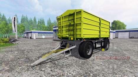 Fliegl DK 180-88 para Farming Simulator 2015