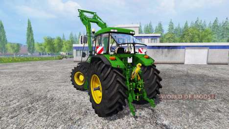 John Deere 7810 [washable][final] para Farming Simulator 2015