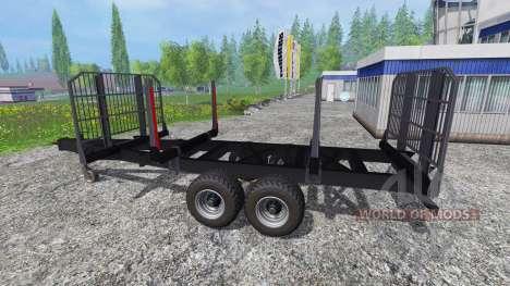 Brantner Rungen [autoload] v1.3 para Farming Simulator 2015