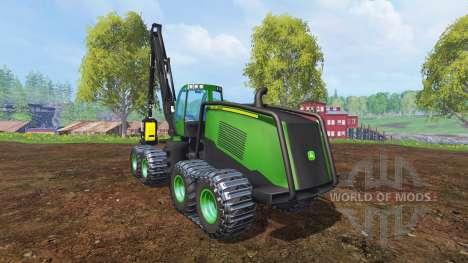 John Deere 1270E v1.0 para Farming Simulator 2015