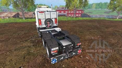 MAN TGS 41.570 8x8 para Farming Simulator 2015
