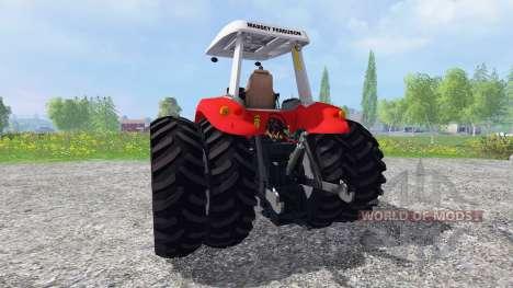 Massey Ferguson 7180 para Farming Simulator 2015