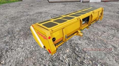 Marangon MDR 6014 para Farming Simulator 2015