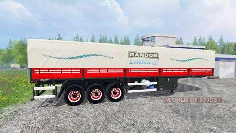 Graneleira Randon Linha R para Farming Simulator 2015