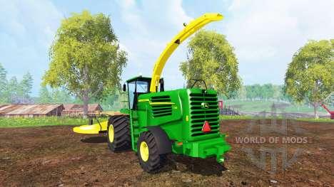 John Deere 7180 [edit] para Farming Simulator 2015