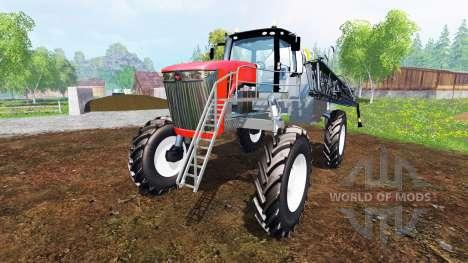 Versatile SX240 para Farming Simulator 2015