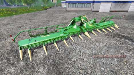 Krone Easy Collect 1053 para Farming Simulator 2015
