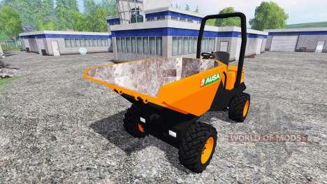 Ausa D 350 AHG para Farming Simulator 2015