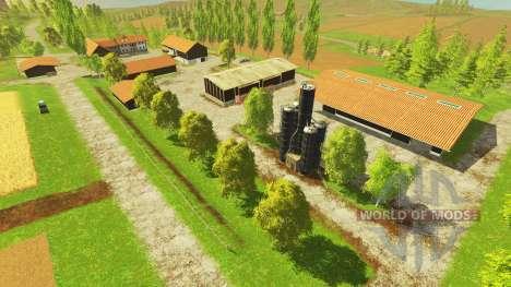 Holmgard para Farming Simulator 2015