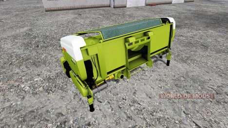CLAAS PU 300 HD para Farming Simulator 2015