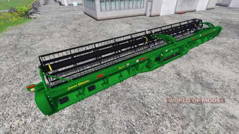 John Deere 645FD para Farming Simulator 2015