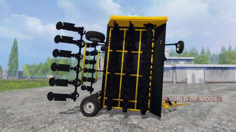 Alloway Topper para Farming Simulator 2015