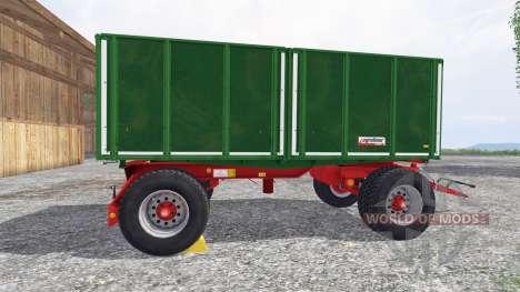 Kroger HKD 302 Agroliner para Farming Simulator 2015