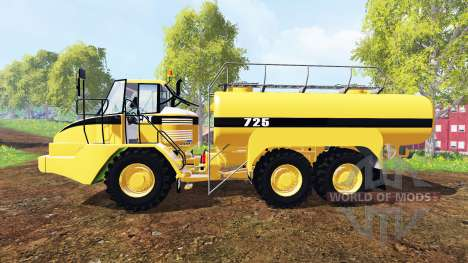 Caterpillar 725A [liquid manure] para Farming Simulator 2015