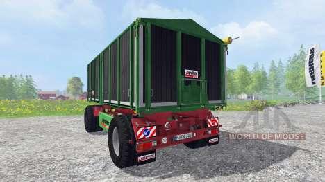 Kroger HKD 302 v1.0 para Farming Simulator 2015