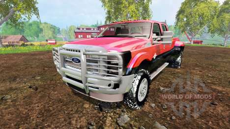 Ford F-450 Dually para Farming Simulator 2015