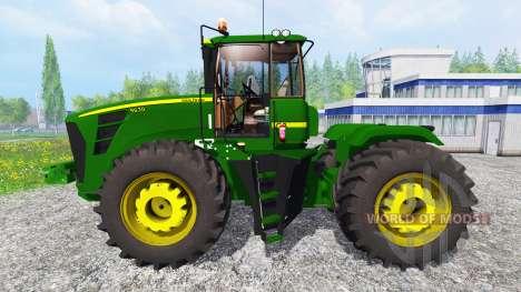 John Deere 9630 v5.0 para Farming Simulator 2015